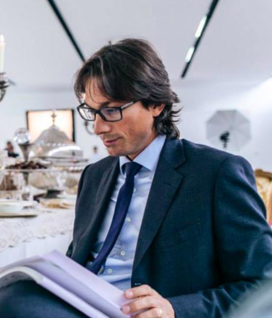 dott. Lorenzo Grandini nutrizionista iridologo e naturopata